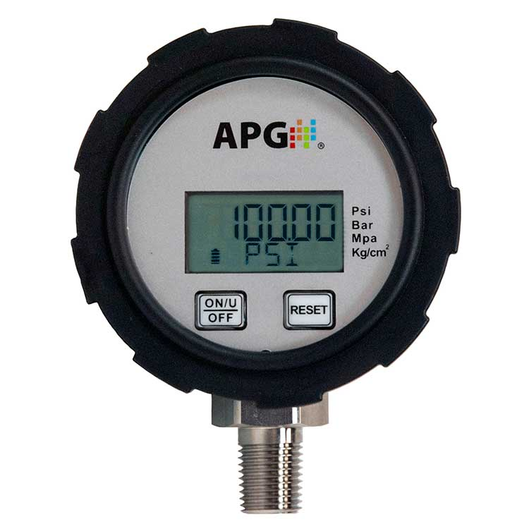 PG2 IP65 Digital Pressure Gauges