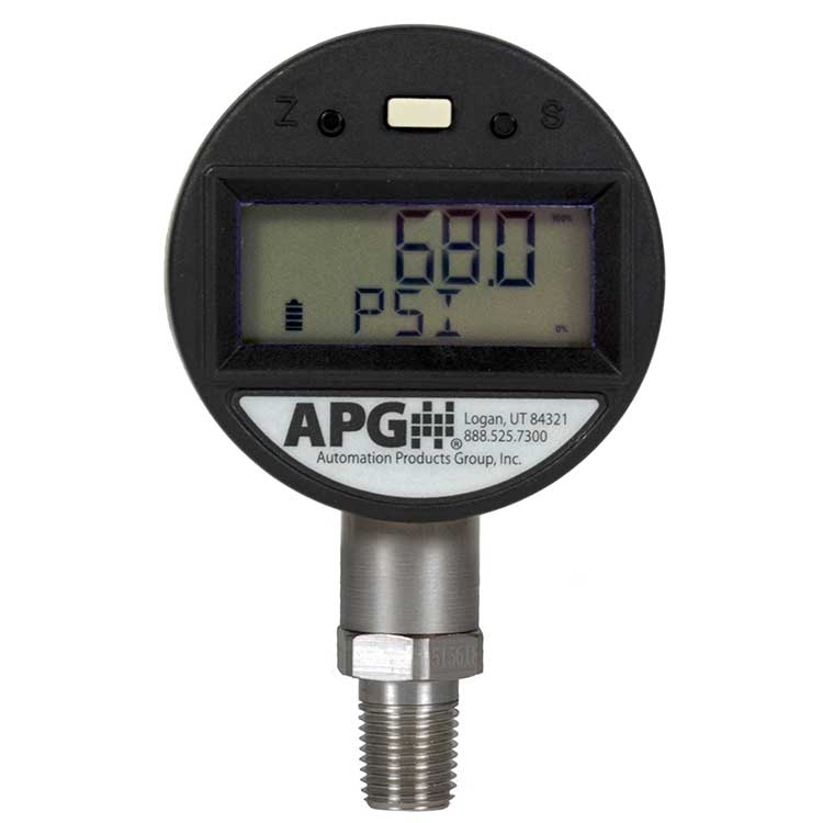 PG5 General Purpose Digital Pressure Gauge