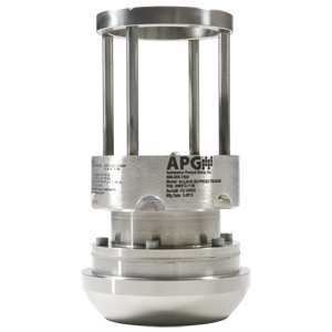 hammer union pressure transducer from APG