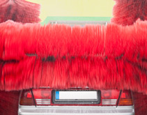 Automatic carwash manufacturers use APG ultrasonic sensors