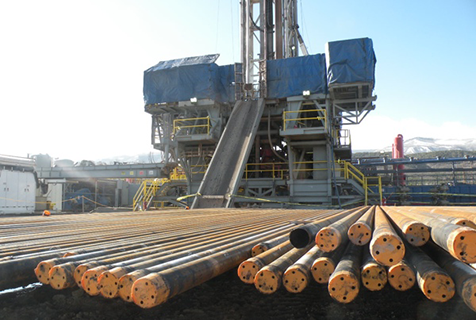 Oil and Gas drilling rigs require hazardous location certified instruments and wiring