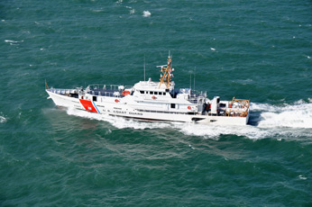 United States Coast Guard Fast Response Cutter boats use the FL level switch from APG