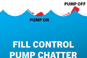 Pump chatter is devastating to pumps and your electrical bill