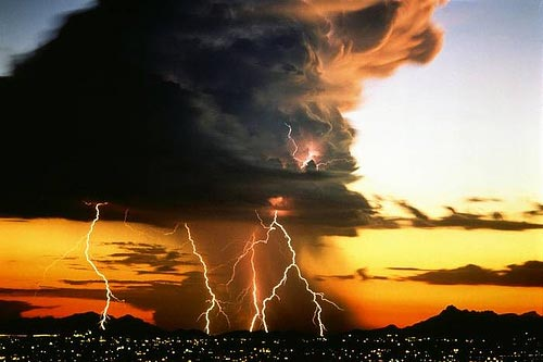 Lightning strikes can disable electrical equipment if not properly designed.
