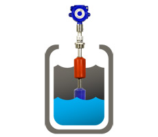 Interface level measurements are traditionally hard, but magnetostrictive level sensors make it easy