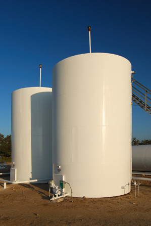 Storage tanks typically need redundant level measurement to prevent spills and potential disaster