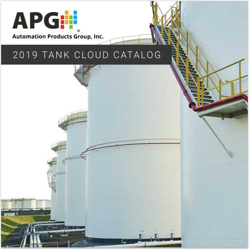 Tank Cloud Catalog 2019 | APG Sensors