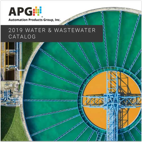 Water & Wastewater Catalog 2019 | APG Sensors