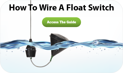 Float Switch Wiring Diagrams