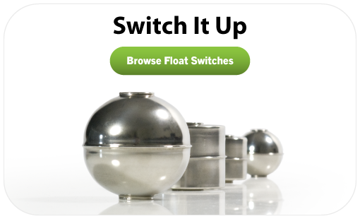 Browse APG's Float Switches