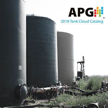 APG Sensors Tank Cloud Catalog