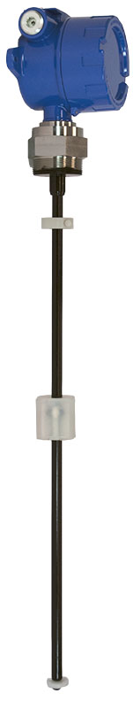 APG's new Intrinsically Safe, Chemically Resistant MPI-E Chemical Magnetostrictive Level Probe