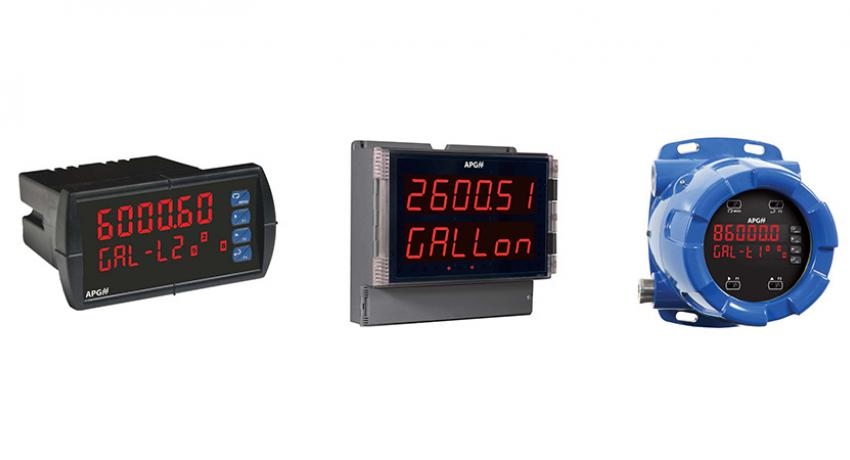 APG's Digital Display Panel Meters