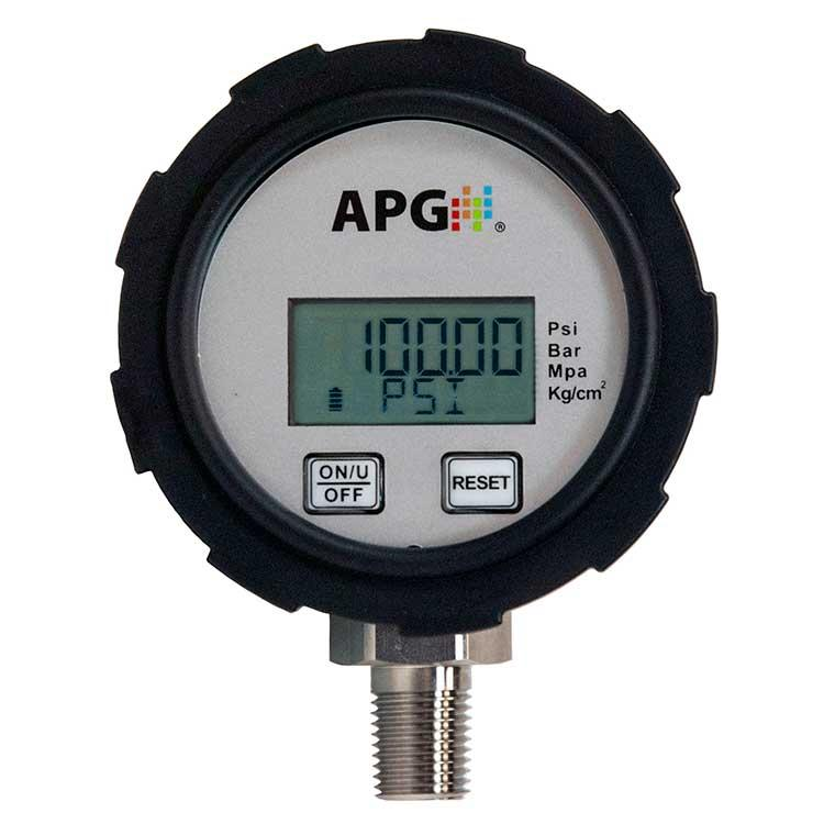 PG2 Digital Pressure Gauge