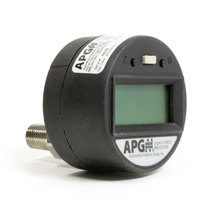 PG5 Digital Pressure Gauge with Rear Port