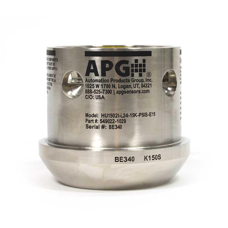 APG Incoloy Hammer Union Pressure Transducer