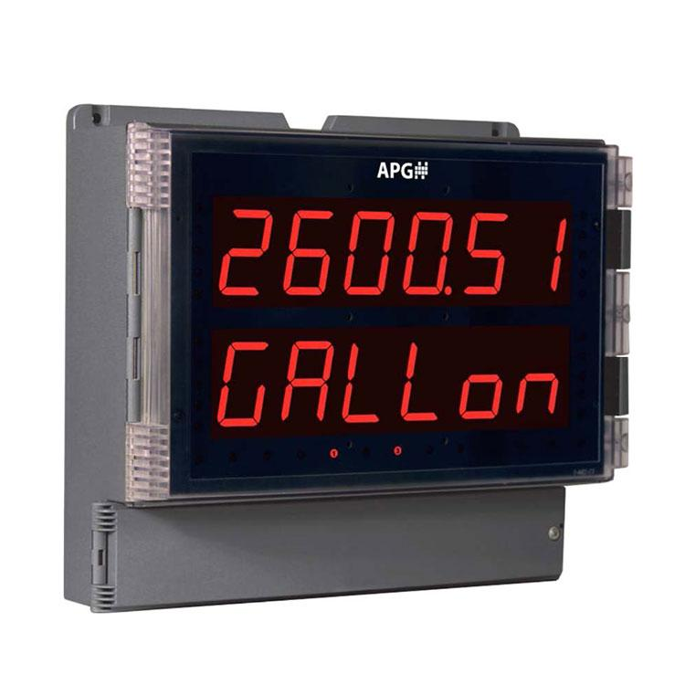 Large Digital Panel Meter - DDL Series from APG
