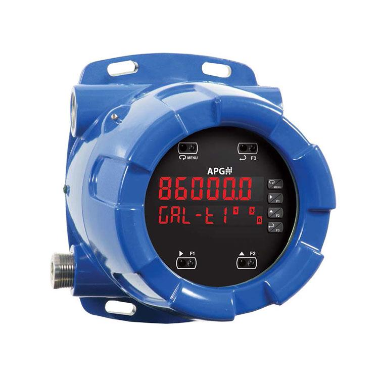 Explosion Proof Digital Panel Meter - Series DDX from APG