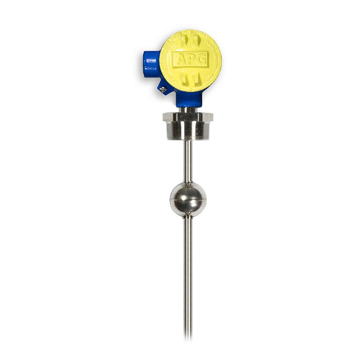 "Explosion Proof Resistive Level Transmitter with 1/2"" Stem"